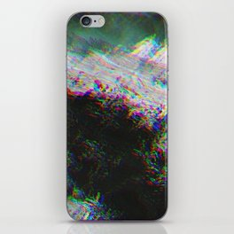 Oceanic Glitches - Oldest Waves iPhone Skin