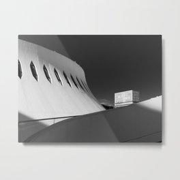 Le Havre   Oscar Niemeyer Metal Print