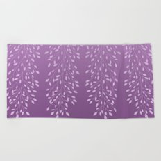AFE Wisteria Beach Towel