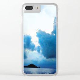 Before sunrise Clear iPhone Case