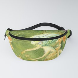 Treasures of the Lotus Nymph Fanny Pack