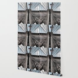 Iron Strung - Brooklyn Bridge Wallpaper