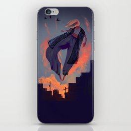 Seduced by the Sunset iPhone Skin
