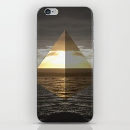 Sunset Paradise iPhone Skin