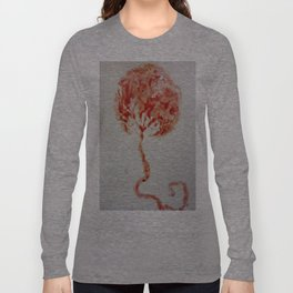Tree of Life: The Placenta Long Sleeve T-shirt
