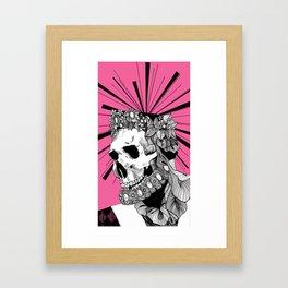 Heavenly Body Framed Art Print