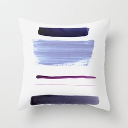 minimalism 9 Throw Pillow