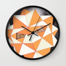 Stratos Wall Clock