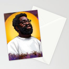 Optimistic Jaaahhhn Stationery Cards