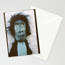 Blue Baboon Stationery Cards