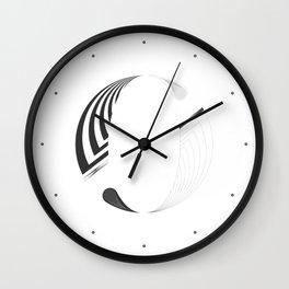 "Tao ""Letter O"" Wall Clock"