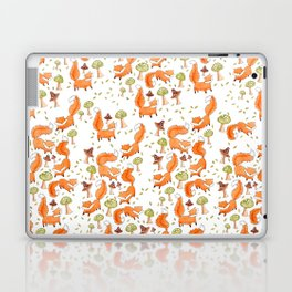 Little Foxes Laptop & iPad Skin