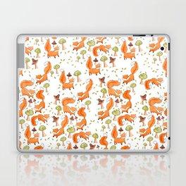 Little Foxes Laptop & iPad Skin