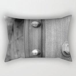 Simply Riveting Rectangular Pillow