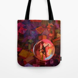 The Fortuneteller Tote Bag