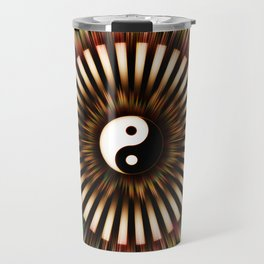 Yin Yang Supernova Travel Mug
