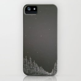 Night Traveler iPhone Case