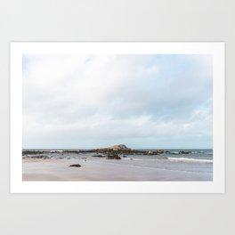 North Berwick Scotland Art Print