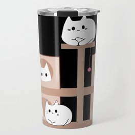 cats 232 Travel Mug