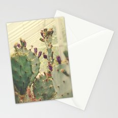 Glass House Cactus Stationery Cards