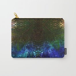 abstract fern Carry-All Pouch