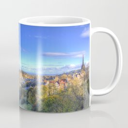 Edinburgh City View Coffee Mug