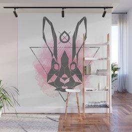 GeoRabbit Wall Mural