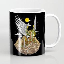 Egyptian Pyramids Sphinx Coffee Mug