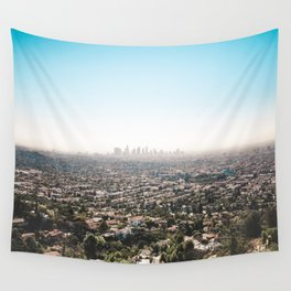 View of the Angels Wall Tapestry