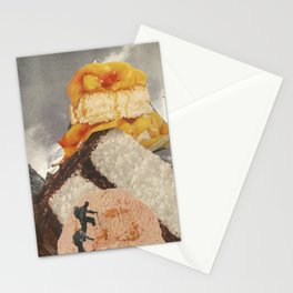 The Best Form of Exercise Stationery Cards