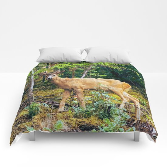 The Wandering Deer Comforters