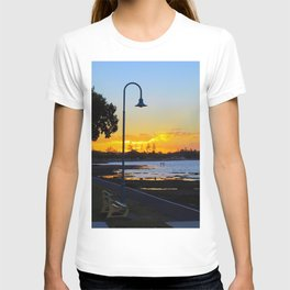 Wynnum Sunset T-shirt