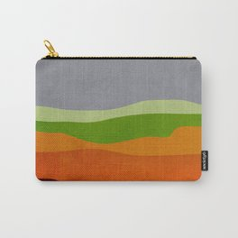 Mountains 10 Carry-All Pouch