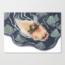 A Happy Excursion #1 Canvas Print