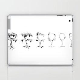 A Vine in Time Laptop & iPad Skin