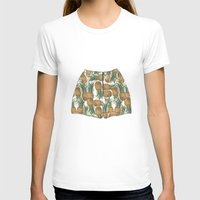 pineapples T-shirts featuring Pineapples by Stephany Moreno