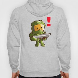Halo Master Chief Kawaii Hoody