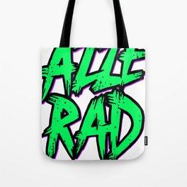 Azzerad Tote Bag