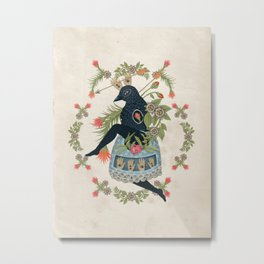 Bird Dance Metal Print