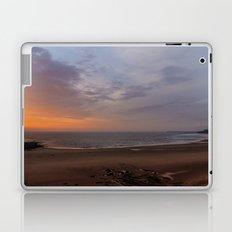 Dawn on Tynemouth Beach Laptop & iPad Skin