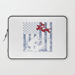 Duck Hunting Laptop Sleeve