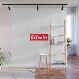 Edwin Wall Mural