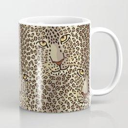 Wild Cats Coffee Mug