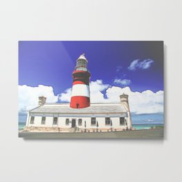 Southern Lighthouse Metal Print