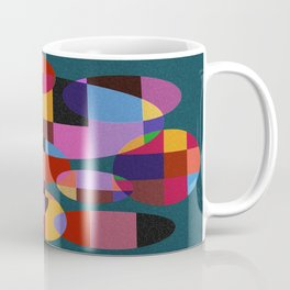 Abstract #92 Coffee Mug