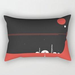 Station0 Rectangular Pillow