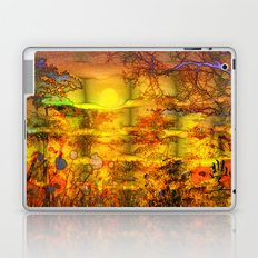 ABSTRACT - Abundance Laptop & iPad Skin
