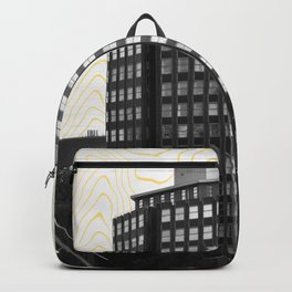 Yellow City Backpack