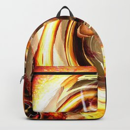 Creating With Fire Backpack