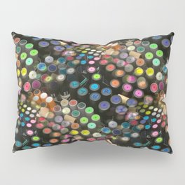 Marker pens to infinity and beyond Pillow Sham